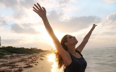 Feier das Leben und feier dich selbst – dann kommt das Glück zu dir