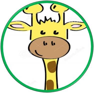 Abbildung einer Giraffe als Sinnbild des fürsorglichen Eltern-Ich