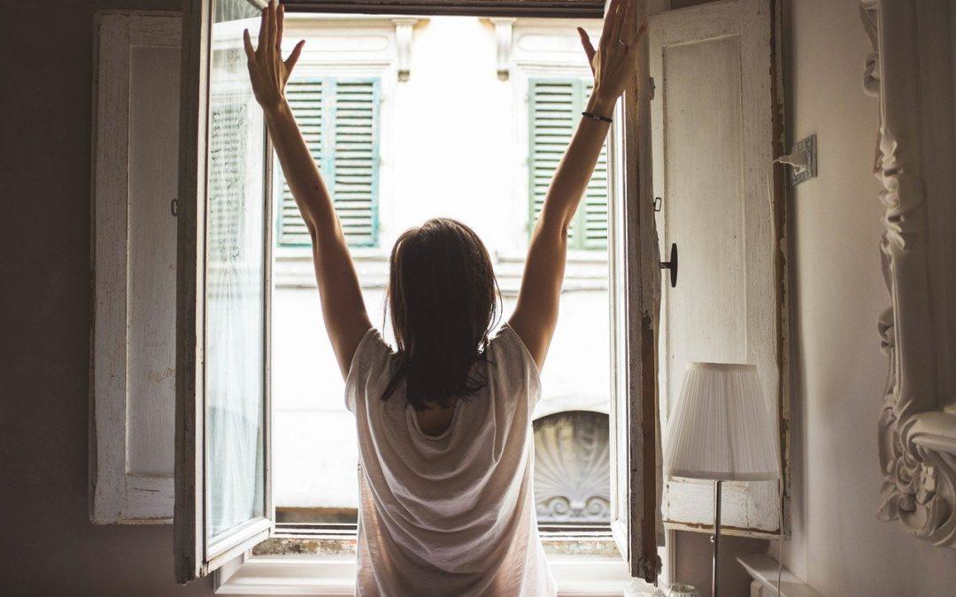 Die drei Minuten Morgenroutine – der kraftvolle Start in den Tag