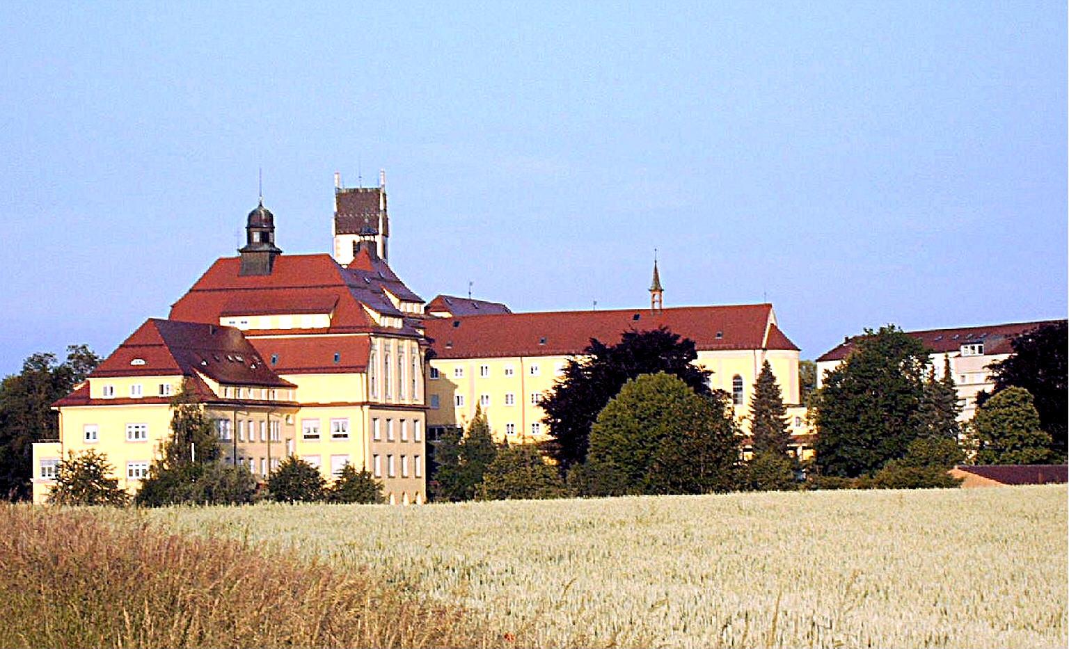Kloster Reute - der Ort für das Auszeit Seminar von Alexandra Cordes-Guth