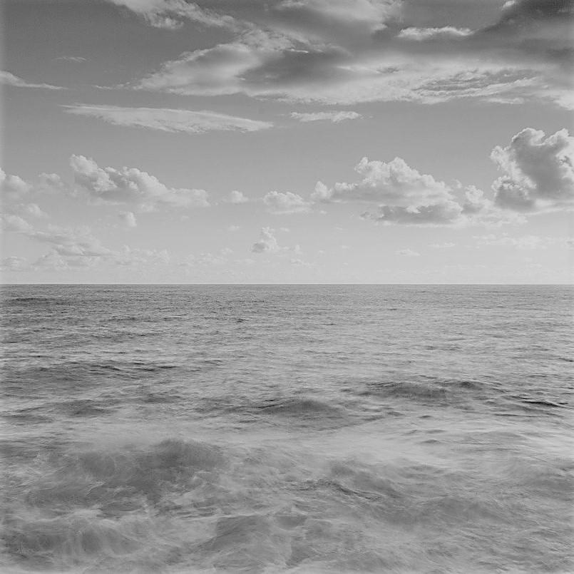 Himmel und Meer ls Sinnbild für einen Motivationsspruch