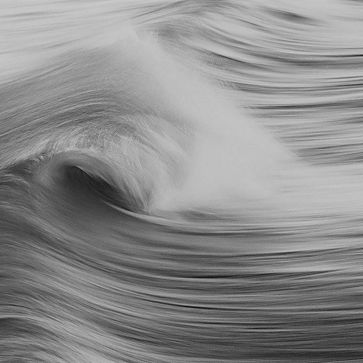 Meereswelle ls Sinnbild für einen Motivationsspruch