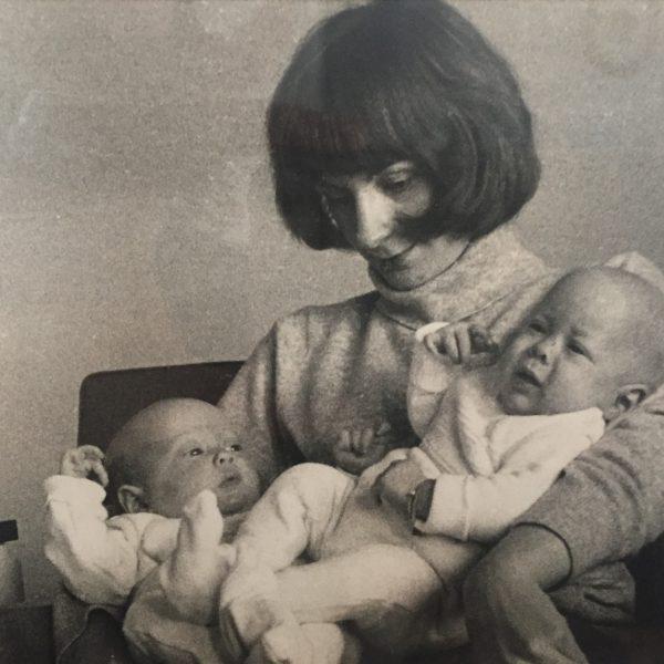 Meine Mutter als Sinnbild für fehlenden inneren Frieden
